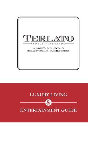 The Terlato Luxury Living & Entertainment Guide (English Edition)