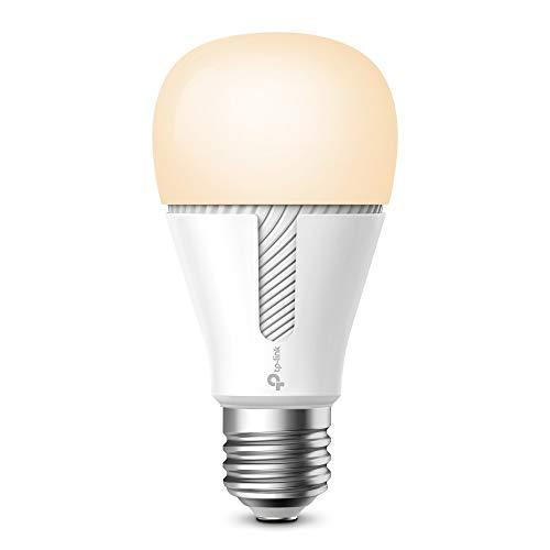 TP-Link Ampoule connectée WiFi KL110 Kasa, Ampoule Led E27, 10W, Compatible avec Amazon Alexa, Google Home, SmartThings, Dimmable, Contrôle à distance par App, Aucun hub requis