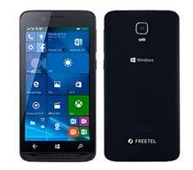 FREETEL KATANA01 ブラック/Windows10