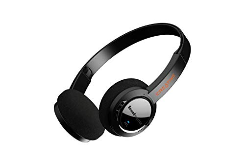 Sound Blaster Jam V2 Bluetooth 5.0 USB-C aptX Low Latency, aptX HD, Multipoint-Konnektivität, Spracherkennung, Rauschunterdrückung, 22 Stunden Akku