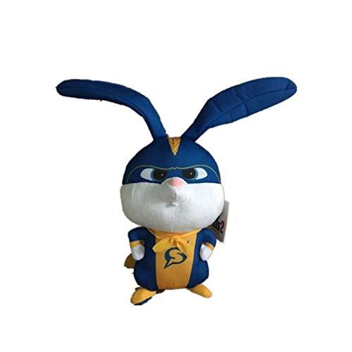 fangzhuo Peluche 20 Cm Nuovo Animale da Compagnia Animale da Compagnia Coniglio Peluche Coniglio Super Palla di Neve Regali Bianchi per Bambole