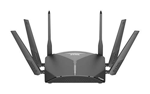 D-Link DIR-3060 - Router WiFi AC3000 MU-MIMO Smart Mesh Gaming...