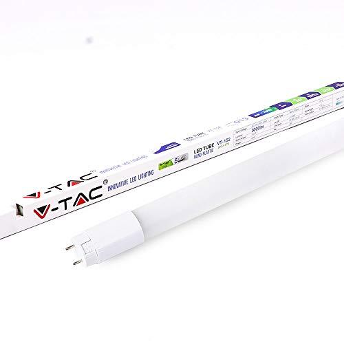 Neon a LED Tubo 150 Cm 22W, G13 T8 Samsung'High Lumens' Luce Naturale 4000K