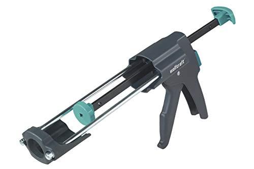 Wolfcraft 4356000 1 MG 600 PRO meschanische Kartuschenpresse, Schwarz