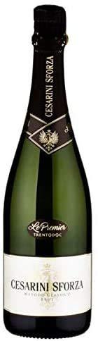 Spumante Brut D.O.C. Cesarini Sforza Metodo Classico Le Premier Trento Doc - 6 Bottiglie da 75 cl