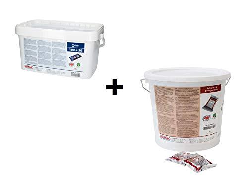 Rational - Detergente in pastiglie 100 + 150 pezzi per la pulizia del Self Cooking Center SCC...