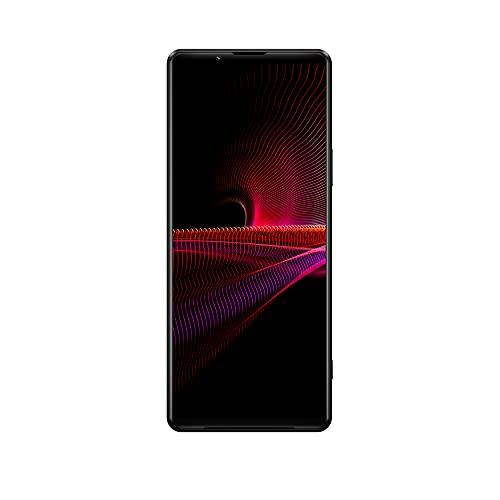 Sony Xperia 1 III Pantalla OLED CinemaWide 4K HDR de 6.5 Pulgadas Android 11 Sin SIM 12 GB de RAM 256 GB de Almacenamiento IP65, Clasificación 68 Ranura híbrida de Doble SIM