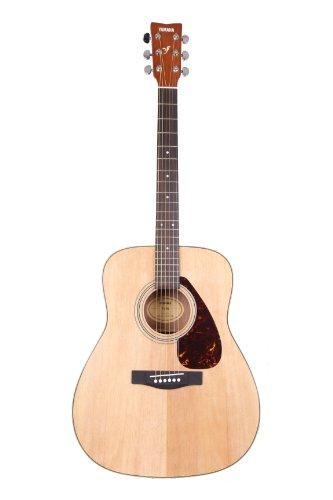 Yamaha F370 Chitarra Folk - Chitarra Acustica 4/4 in Legno - 6 Corde in Acciaio, Naturale