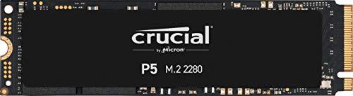 Crucial P5 250GB CT250P5SSD8 SSD Interno-Fino a...