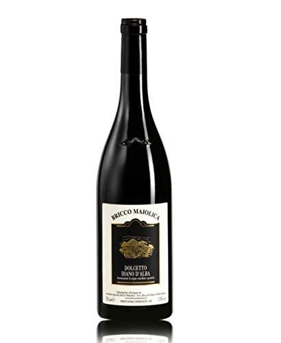Dolcetto di Diano dAlba DOCG 2018  Bricco Maiolica - Cassa da 3 bottiglie