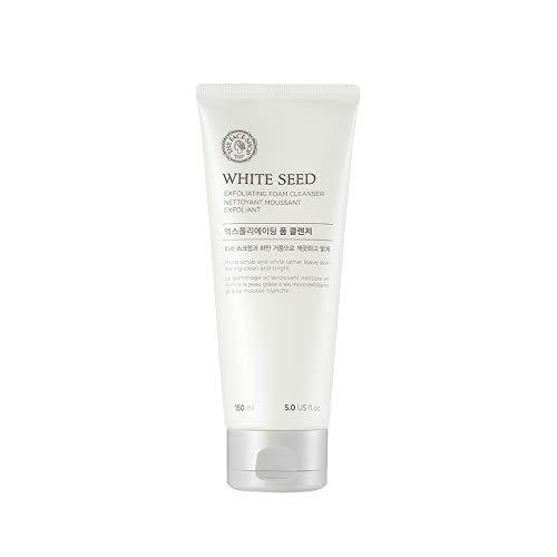 The Face Shop El limpiador exfoliante facial Blanco
