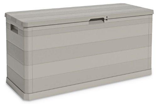 Toomax Z165R025 Baule Multibox, Elegance Line, 117X45X56, Tortora