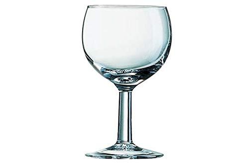 Arcoroc Ballon Bicchieri di vino 120 ml, 12 pezzi