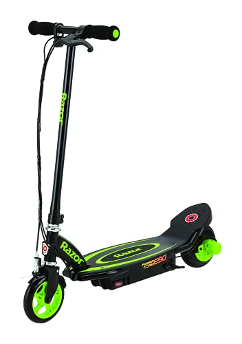 Razor Power Core E90 Electric Scooter - Hub Motor, Up to 10 mph and 80 min Ride Time, for Kids 8 and...