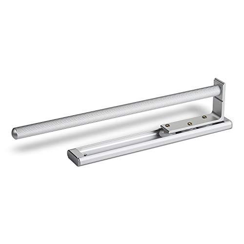 """SO-TECH® Toallero extensible de aluminio (1 brazo, 325 mm)""""SO1-17a"""""""