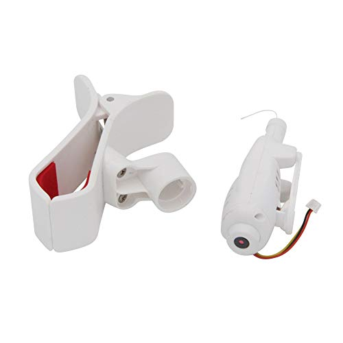 CALALEIE Syma X5SW Drone FPV 720P WiFi HD Caamera con il telefono mobile clip for X5SW X5HW RC Quadcopter Camera Parts Parti di montaggio accessori giocattolo