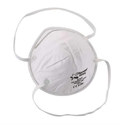 Mascherina FFP1 Respiratori Pacco Da 5 Mascherine Certificate EN CE Sicurezza