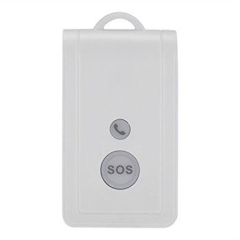 Campanello con pulsante di emergenza SOS con Wireless per pazienti anziani, con SIM GSM, Socialme-eu