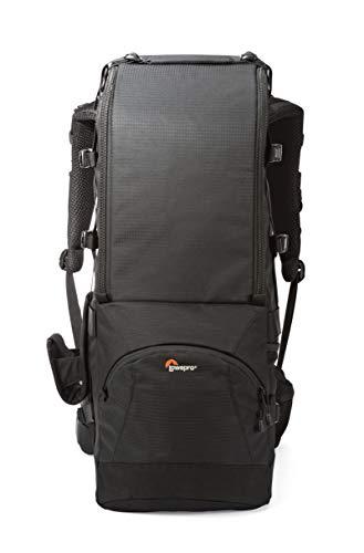【国内正規品】Lowepro 望遠レンズ対応 カメラリュック レンズトレッカー 600 AW 3 26.8L ブラック 367762