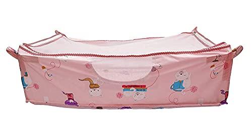 REPSON ENTERPRISE Square Soft Cloth Flat Bed Baby Swing, Zoli, Cradle, Ghodiyu, Khoya, Palana,...