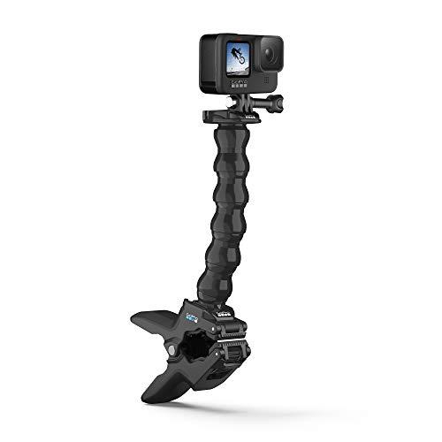 GoPro Jaws Flex Clamp Mount Fissaggio per la Videocamera, Nero/Antracite
