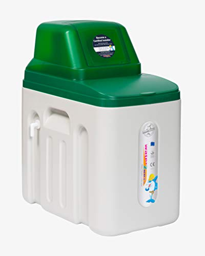 Water2Buy W2B500 Addolcitore Acqua | Addolcitore acqua domestico per 1-7 persone