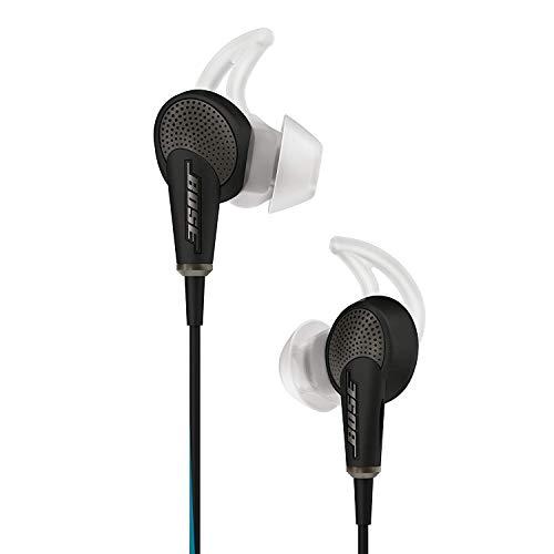 Bose QuietComfort 20 Acoustic Noise Cancelling Kopfhörerfür Samsung und Android Gerät schwarz
