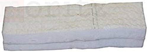 Original Moritz Ceramic Sponge 30x 10x 1.3cm Ceramic Wool for Ethanol 2pcs