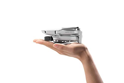 Product Image 2: DJI Mavic Mini Foldable FlyCam Drone Fly More Combo with 2.7k HD Video 12MP Photo, 3-Axis Gimbal, 249g, 30 Minutes Flight Time with Extreme SD Card and More