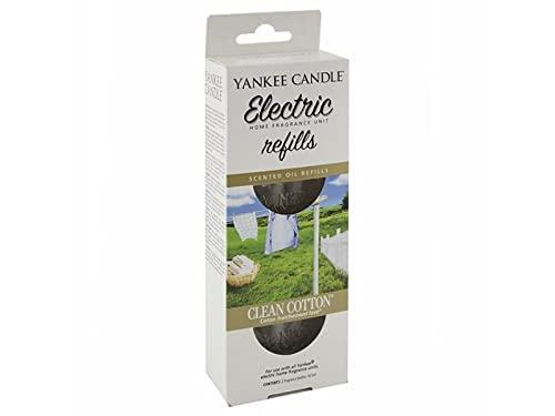 Clean Cotton diffusore elettrico Yankee Candle