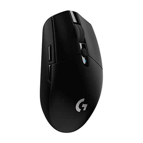 Logitech G305 Mouse Gaming Wireless Lightspeed, Sensore HERO, 12000 DPI, Design Leggero, 6 Pulsanti...