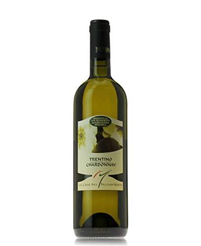 Trentino Chardonnay DOC La Casa del Picchio Verde 2017  Baldessari - Cassa da 3 bottiglie