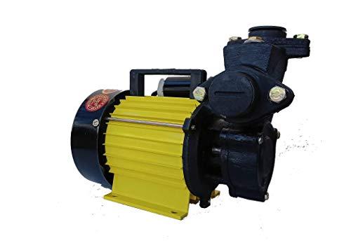 Lakshmi 0.5 HP Self Priming Monoblock Water Pump (Yellow/Green)