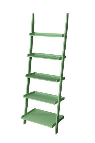 5. Convenience Concepts Bookshelf Ladder