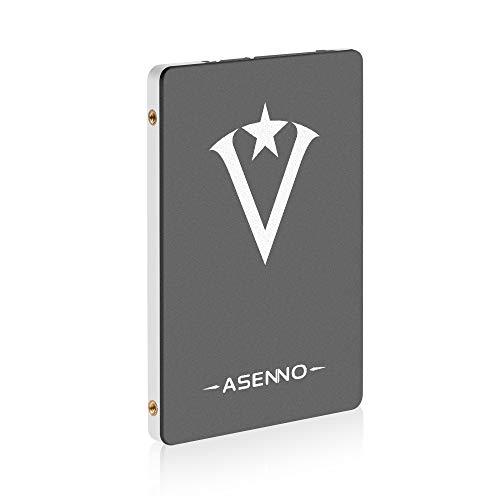 ASENNO 1TB 960GB 2.5 pollici SSD con 1024M di...