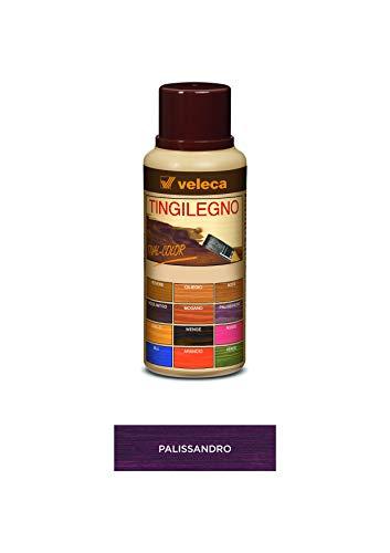 Veleca TIVAL COLOR TINGILEGNO Palissandro - ml. 250 - TINGENTE PER LEGNO DA INTERNO