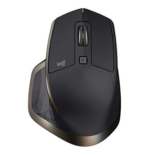Logitech MX Master Wireless Mouse –...