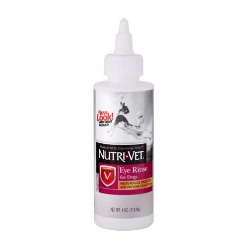 Nutri-Vet Eye Rinse for Dogs | Boric Acid Reduces...
