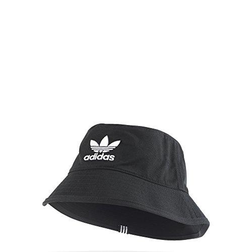 adidas Trefoil Bucket Hut, Black, One Size