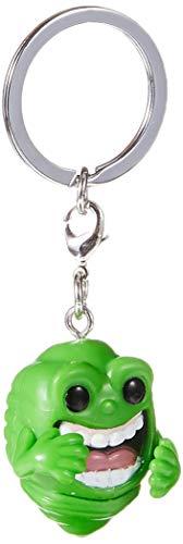 Funko Cazafantasmas Llavero Pocket Pop Slimer, Multicolor (FK39492)