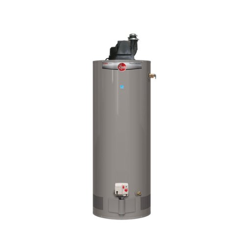 Rheem PROG40-40N RH67 PV Professional Classic Residential 40K BTU Power Vent Natural Gas Water Heater, 40-Gallon