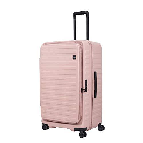 ロジェール| LOJEL |スーツケース| CUBO-FITハードキャリー | LLサイズ | 大型 ローズ (旅行用品)