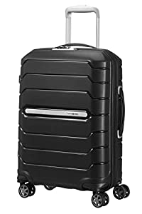 Spinner 55 expandable (hand luggage: Suitable for a two day trip): 40 x 20/24 x 55 cm - 34/37 L - 2.7 kg Large volume capacity and practical (hidden) expandability on all sizes TSA Lock on all sizes for secure and stress free travel 360° multidirecti...