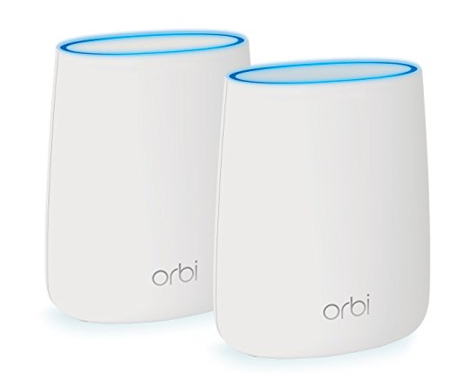 【Amazon.co.jp限定】NETGEAR メッシュ WiFi 無線LANルーター トライバンド 866+866+400Mbps Orbi Micro ス...