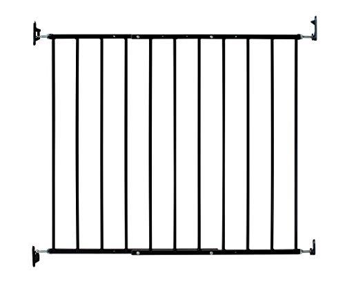 KidCo Safeway Hardware Mounted Baby Gate - Black