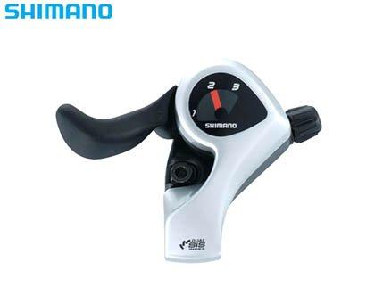 シマノ(SHIMANO) SL-TX50 左レバーのみ 3S(SIS) ASLTX50LSBT