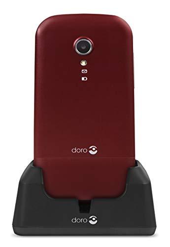 Doro 2404 (Rojo/Blanco)