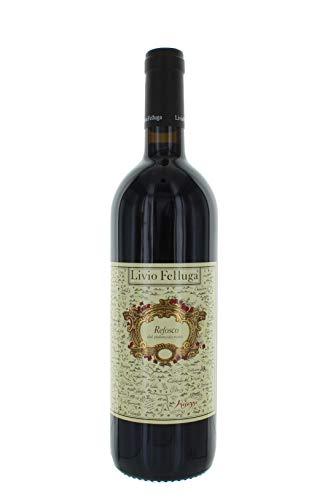 Refosco Dal Peduncolo Rosso Livio Felluga Colli Orientali Friuli Cl 75