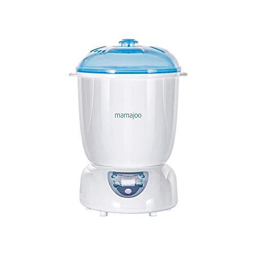 Mamajoo 5-Function Steam Sterilizer with Dryer, Healthy, Secure, For Newborn Babies, Baby Health, Quick Drying, Baby pro