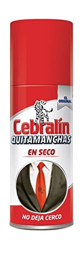 Cebralin - Quitamanchas Aceites y Salsas Grasas en Spray 200ml